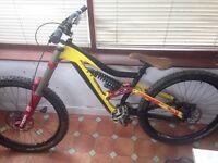 DeVinci Wilson DownHill Mountain Bike