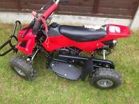 Mini moto quadard