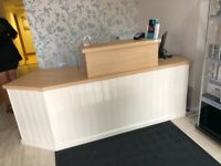 Used reception desk - need gone asap
