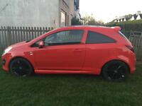 Limited edition corsa