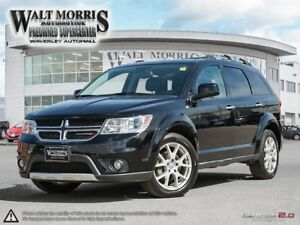 2016 Dodge Journey RT: NO ACCIDENTS, AWD, AND FULL LOAD