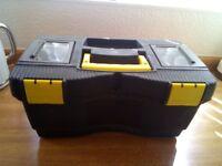 tool box plastic lockable