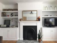 Cabinets fitted furniture carpenter wardrobes bookshelves