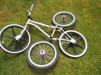 bmx bike project - GT