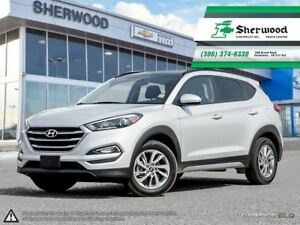 2017 Hyundai Tucson AWD Leather/Roof/Heated Wheel & More!!