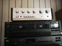 Retro Trio amplifier ka 4002a