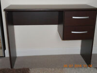 Ex Homebase wooden dressing table OR Desk
