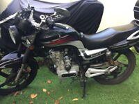 125cc Lexmoto Arrow Motorbike