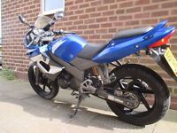 Kymco KR SPORT 125cc spares or repairs project