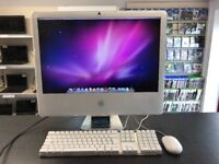 "iMac 2006 24"" Display Intel Core 2 Duo 4GB RAM 500GB HDD"