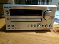 Onkyo CD Receiver DAB radio CR-725DAB 50W 4 ohm Amp