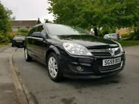 Vauxhall Astra 1.6 Elite 5 Door Black
