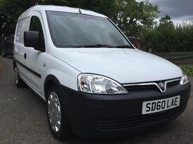 Late 2010 Vauxhall combo van 92k miles fsh pristine condition
