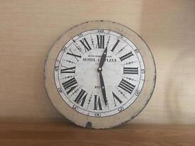 Vintage look Wall Clock (fully functional)