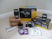 Nikon F55 Kit