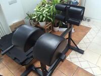Gym Equipment (Glute Ham Developer) GHD