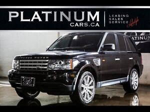 2008 Land Rover Range Rover Sport Supercharged V8 4WD,