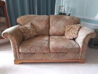 Ducal two seater sofa.