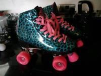Roller boots skates size 7