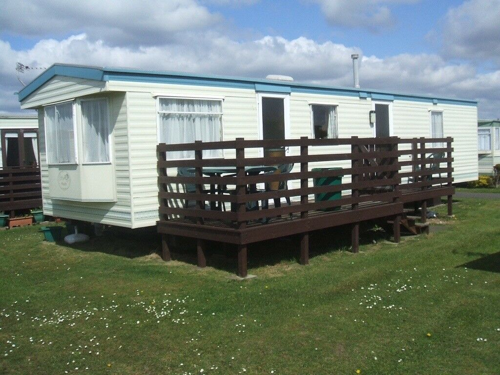 SOUTHERNESS - DUMFRIES - 2 BED SLEEPS 4 @ LIGHTHOUSE SITE - OCT DATES
