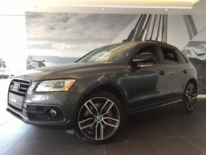 2017 Audi SQ5 DYNAMIC EDTION 21 TOIT NAV B&O