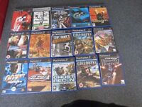 Assorted PS2 Games (~45)