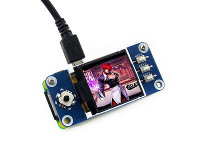 Waveshare 1.44inch Lcd Display Hat For Raspberry Pi 128x128 Pixels Spi Interface