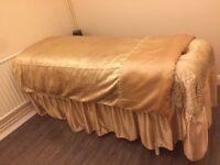 Beauty Massage Bed - New - Professional