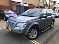 2007 Land Rover Freelander 2 HSE Automatic Top of the range, Leather, Satnav,...