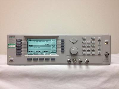 Anritsu Wiltron 69169a 10 Mhz - 40 Ghz Synthesized Sweep Signal Generator