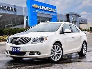 2015 Buick Verano CX NAVIGATION! SAFETY PACKAGE!