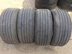 4 Bridgestone Turanza EL400 - 245/50/17 - 50-60% - $100 For All 4