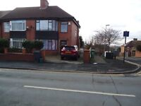 Large Three Bedroom Semi Detached with front parking space and large enclosed rear garden