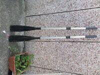 alloy oars