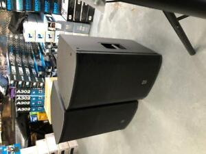 *USAGÉ* Electro-Voice EPX-5P Powered Loudspeakers *PRICE FOR EACH*