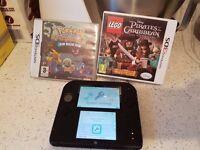 Nintendo DS 2 + 2 Games