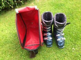 Mens Ski Boots.
