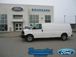 2008 GMC Savana EXT 2500 CARGO