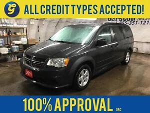 2011 Dodge Grand Caravan SXT*DUAL ROW STOW N' GO*REAR DVD*REAR C