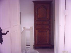 French Linen/ Storage Cupboard