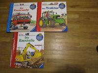 GERMAN fact books with flaps, 2+years - Deutsche Kinder-Sachbücher ab 2 Jahren