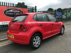 2011 (61 reg) Volkswagen Polo 1.2 S 5dr (a/c) Hatchback 5 Speed Manual
