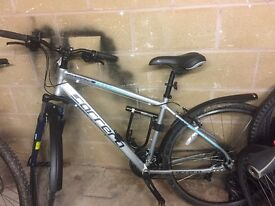 Bike for sale with accessories