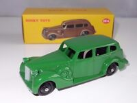 Packard eight sedan Dinky model No 39a Mint condition