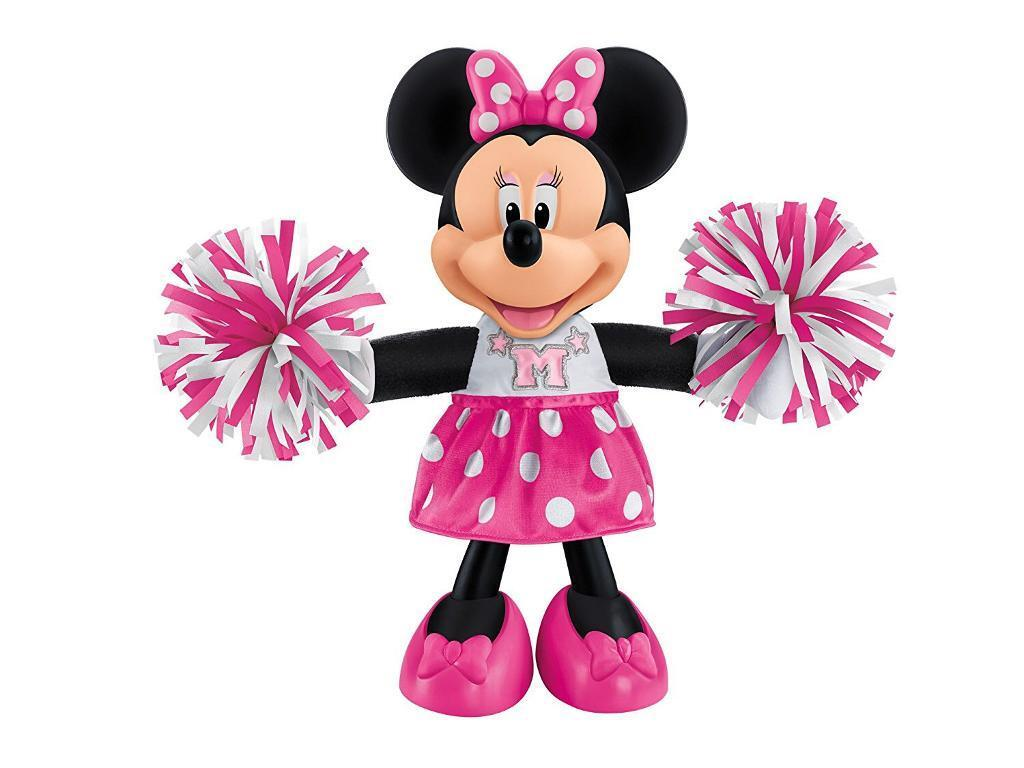 Cheering Minnie Mouse £15