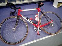 pinarello a professional racing bike