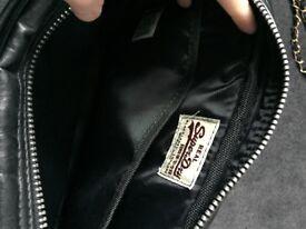 Black Superdry bag