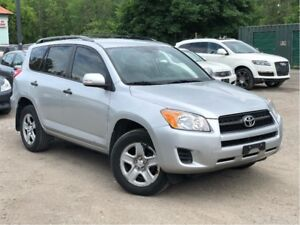 2010 Toyota RAV4 LOW KMS AWD Power Group Cruise A/C