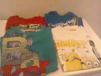 4 Boy's T Shirts