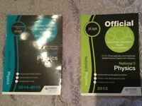 Exam revision books very good condition